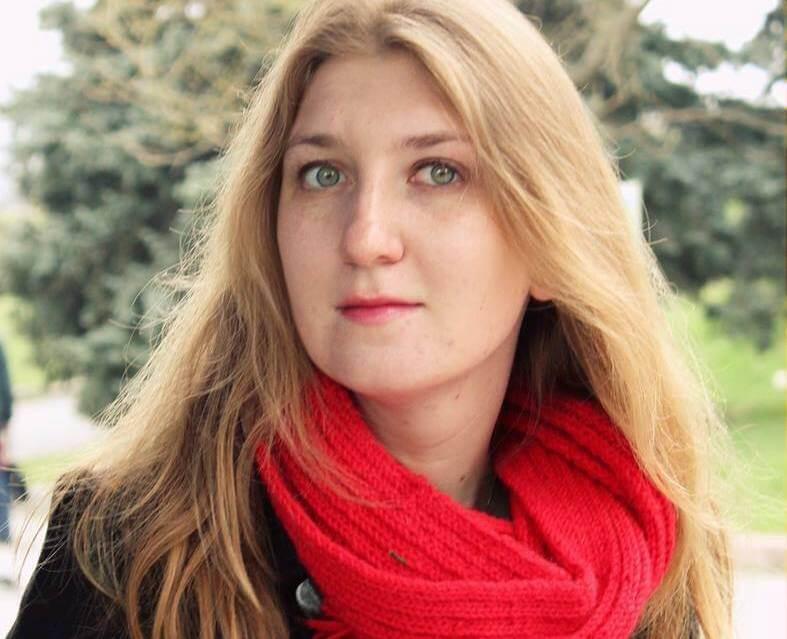 Darya Tsymbaliuk
