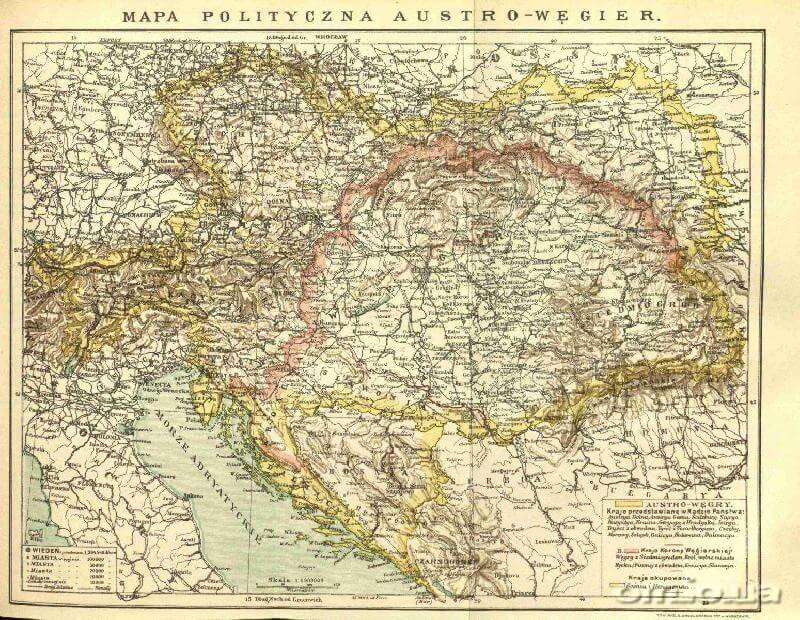 Nationality and language in the Austro-Hungarian Empire. Legal framework, political reality and reform programs