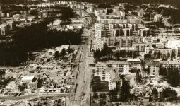 Planning, Building, and Living in the Last Soviet City: Slavutych 1986-2000