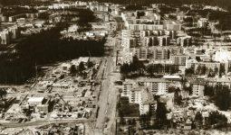 Планування, будівництво і проживання в останньому соціалістичному місті: Славутич, 1986-2000 рр.
