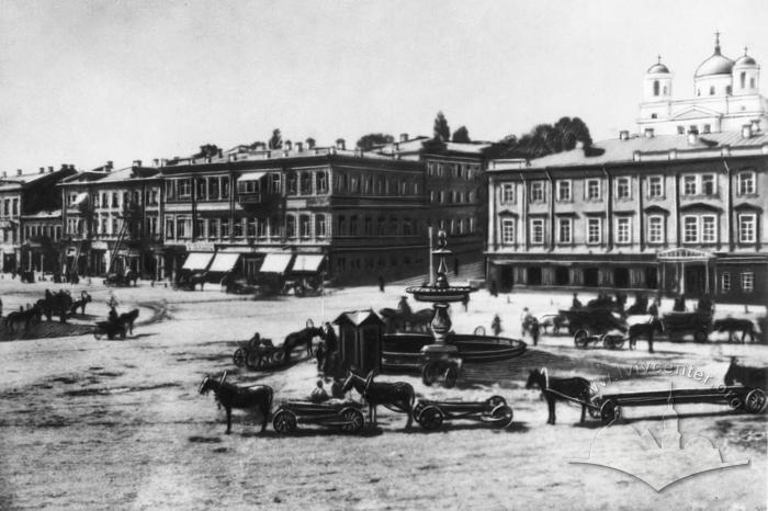 City vs Capital: Complicated Biography of Kyiv