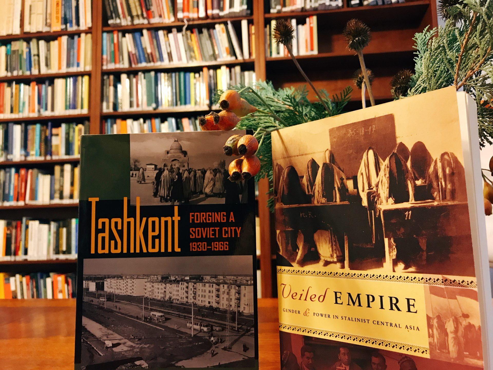 Books on Central Asia
