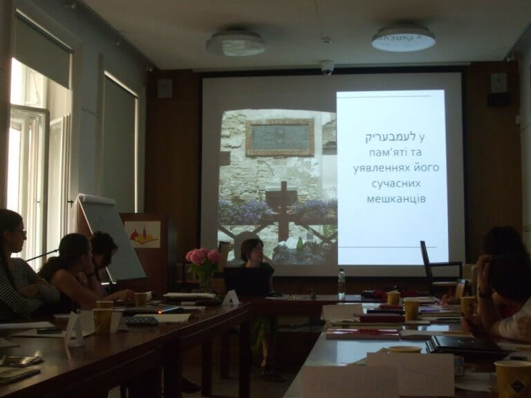 Museums of Jewish History and Culture: condition, problems, and prospects