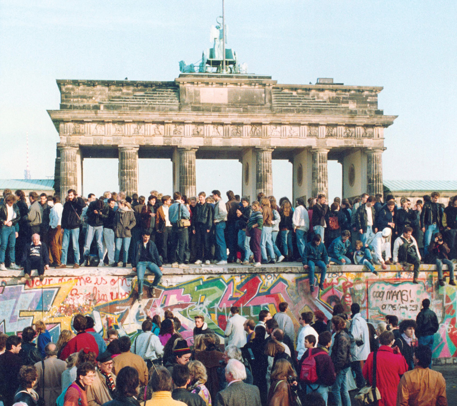 From Peaceful Revolution to German Unity