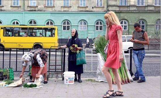 Львів - місто парадоксів