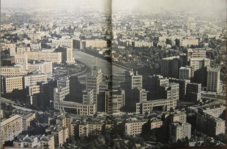 BetweenMoscow and Kyiv: Local Identity in Kharkiv, 1960-1980s