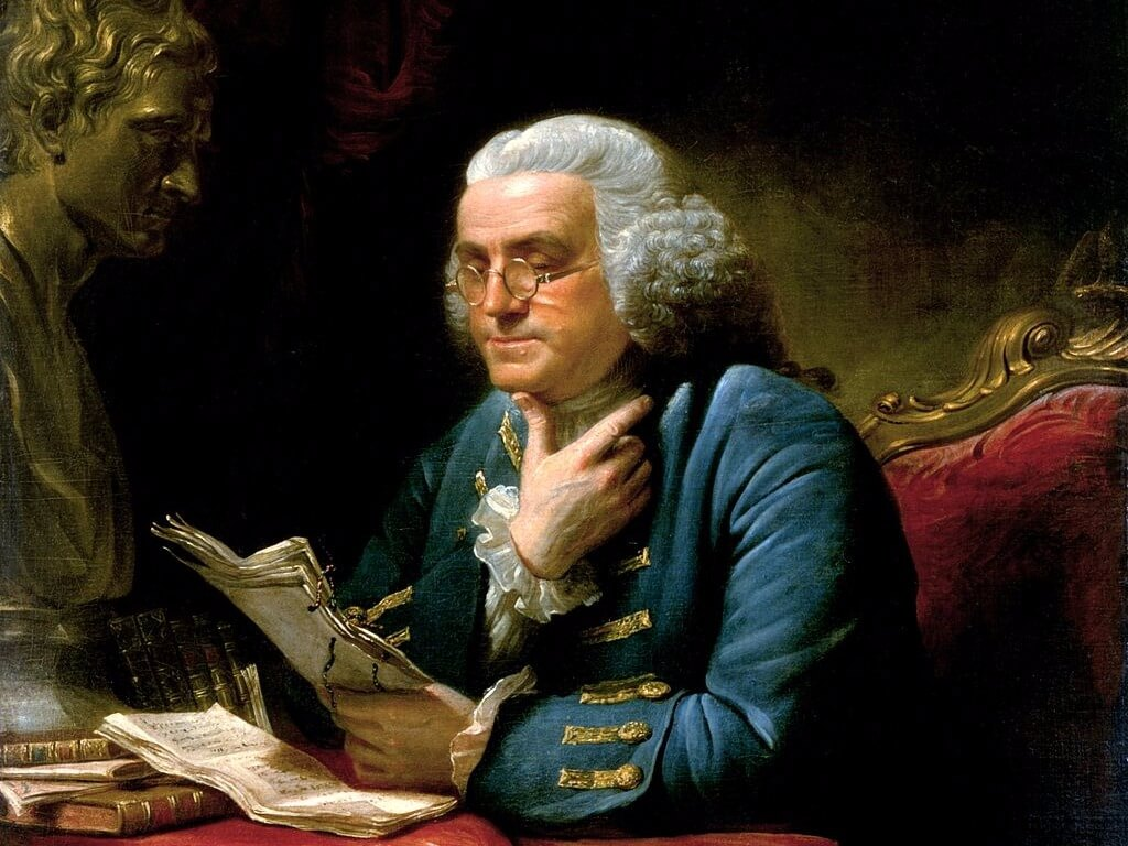 Enlightenment Migrations: Benjamin Franklin in Philadelphia, Paris, Podolia (Ukraine), and Providence