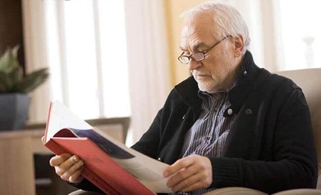 The Active Cultural Life of Older Persons