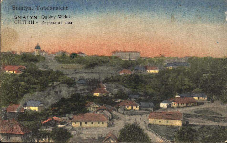 Sniatyn – The Archeology of Memory