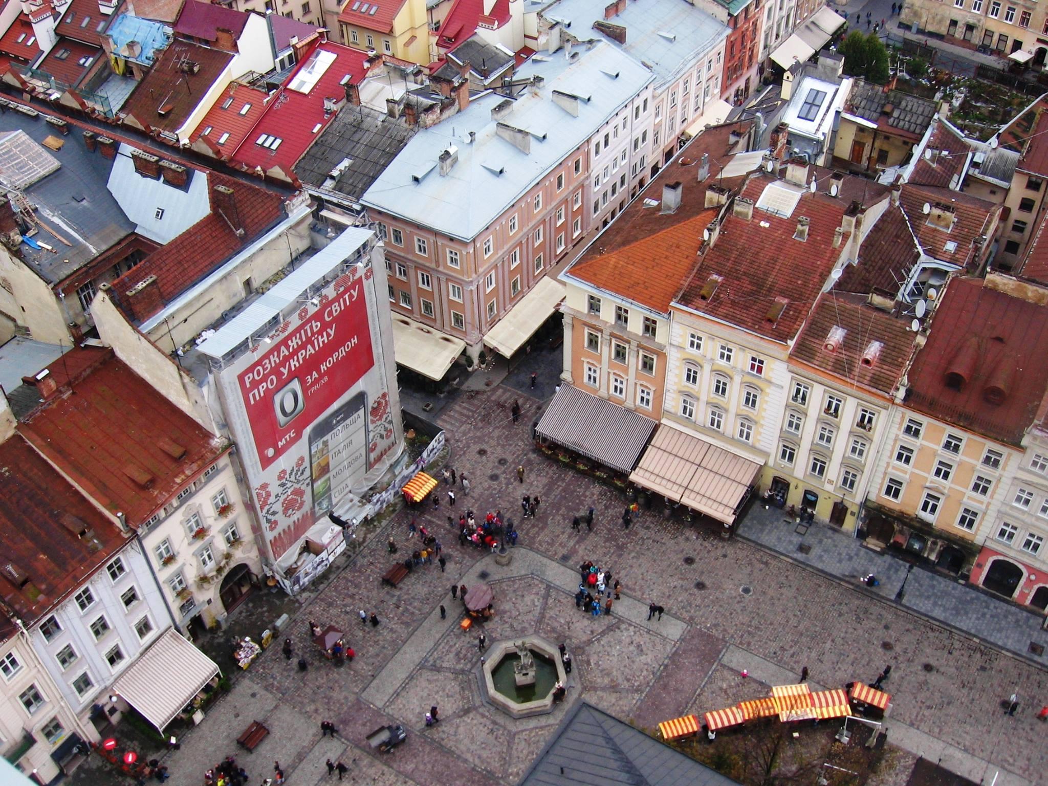 Стан і основні виклики культурної спадщини Львова та Умані: від експертних суджень до запитів населення міста