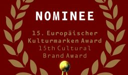 European Cultural Brand Awards 2020
