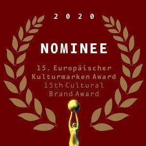 European Cultural Brand Awards 2020