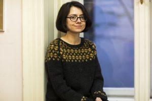 Anastasia Kholyavka