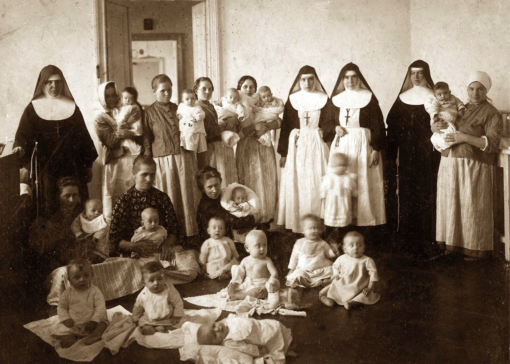 The Poor and the Pregnant in Lviv in the late 19th century: Survival Experiences