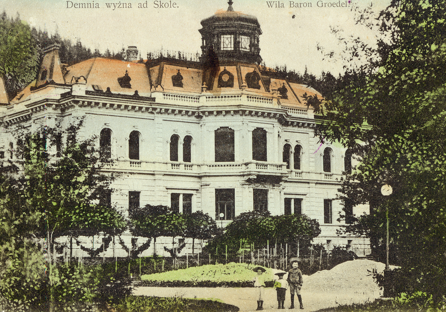 Barons and Peasants: Unapparent Jews in the Mental and Physical Spaces of the Carpathians