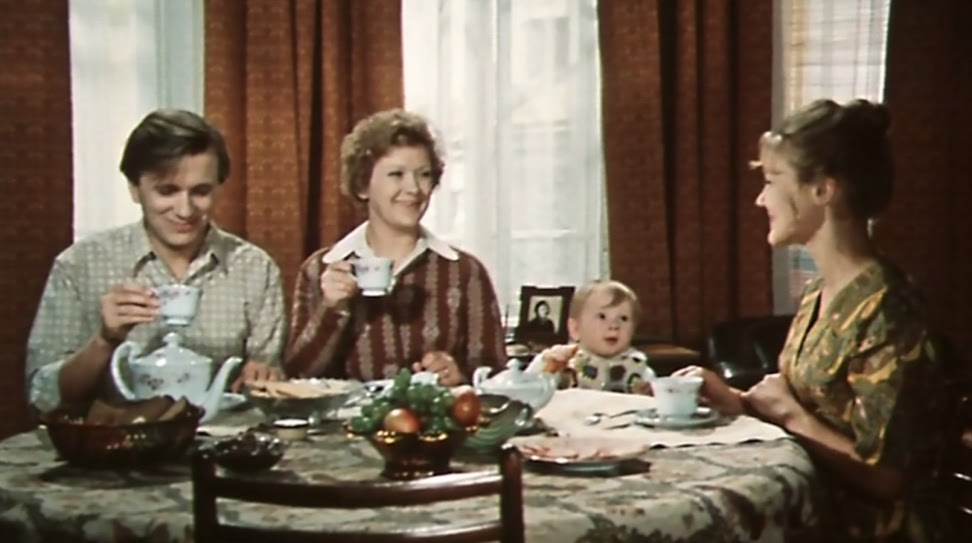 Eating à la Soviet in the Film Texts of the 1960s – mid-1980s