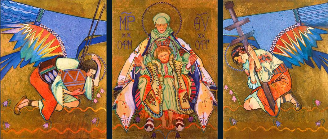 Mythologizing the Hutsuls and the Land of Hutsulshchyna in the Polish Painting