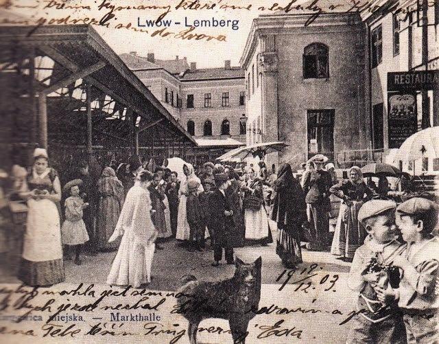 Катерина Бортняк. Кав'ярні для чоловіків, цукерні — для жінок. Розваги і торгівля у Львові сто років тому
